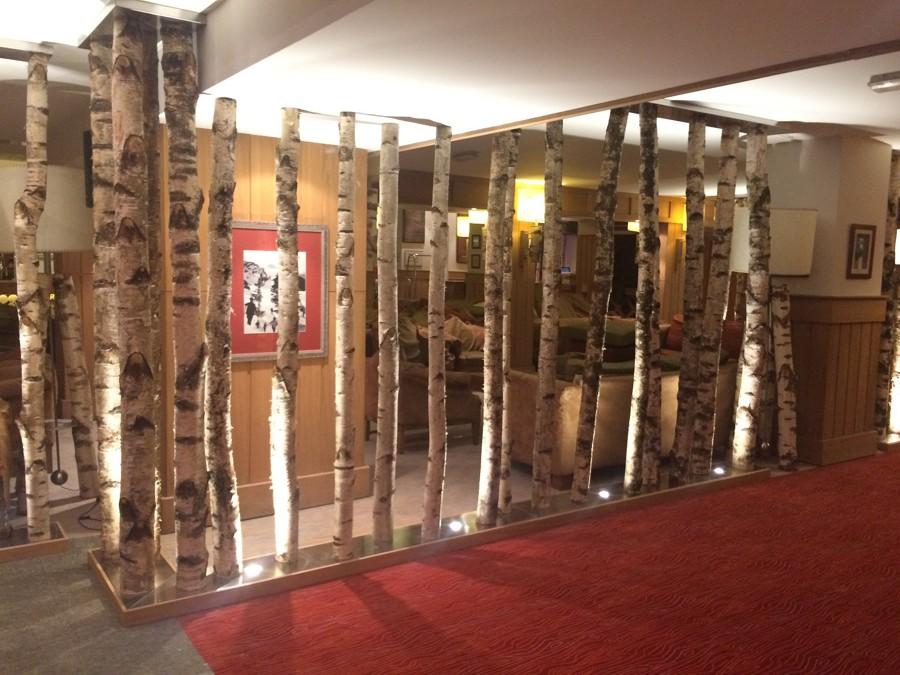 Travature per arredo e edilizia pali di legno gorza s r l for Cabine di legno di whitetail